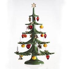 Bodo Hennig 26890 Arbre de Noël Décoré 1:10 pour Maison Poupée Neuf Plastique! #