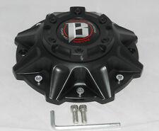 NEW BALLISTIC 845 MORAX BLACK LG1208-33 LG1208-34 OR TOP WHEEL RIM CENTER CAP