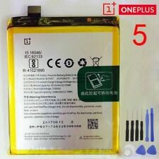 Original BLP637 Built-in Polymer Battery For OnePlus 5 Five with Tools 3300mAh