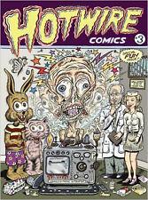 Hotwire #3 (Hotwire Comics), New, Head, Glenn Book