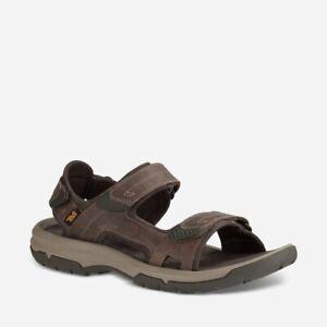 Teva Langdon Sandals - Men's - 9 / Walnut