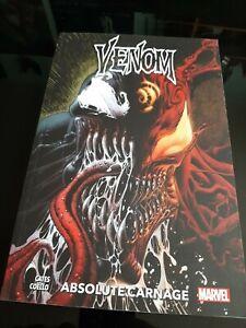 Panini Marvel Comic Venom Absolute Carnage
