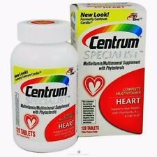 Centrum Specialist HEART Complete MultiVitamin 120 Tablets