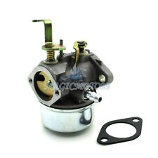 Carburetor For Tecumseh 632351 HM70 HM80 Series 4Cycle Small Engines W/ Gasket
