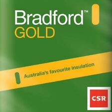 Gold Wall Batts - R2.0 X 580 * 1160 - VIC DELIVERY ONLY