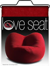 Love Seat, a bean bag you'll LOVE