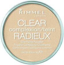 Rimmel Powder - 021 Transparent - Clear Complexion Clarifying Powder