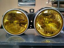 BMW E30 headlight Euro yellow Hella right  !!NEW!! OEM 63121370906