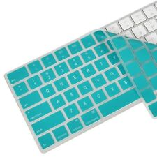 Hot Blue Ultra Thin Keyboard Cover for Magic Keyboard  MLA22LL/A  US ENGLISH