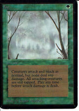 Revised Edition Green Individual Magic: The Gathering Cards