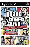 Grand Theft Auto: Liberty City Stories Ps2 Playstation 2 Game Disc Only 40s