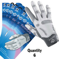 6 x Bionic Womens Arthritic ReliefGrip Golf Glove -Right Hand/Leather $28.50 ea