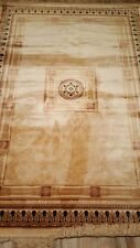 5.3x7.6 Rectangle Area Rug Luxury 100% Viscose Machine made