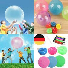 120cm Bubble Ball Fantastischer Wassergefüllter interaktiver Gummiball Aufblasba