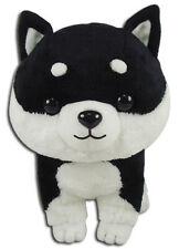 "Japanese Black Shiba Inu 8"" Kawaii Dog Plush Doll Anime Licensed New"