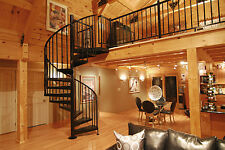 Spiral Staircase Stairs  ... Aust Wide delivery ..Chalet..... BRAND NEW