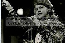 Stars: Bernd Spier Memphis Tennessee-foto originale vintage foto: Ingo Barth
