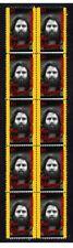 Jim Morrison, The Doors A/I Strip Of 10 Mint Vignette Stamps 5