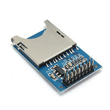 SD Card Module Slot Socket Reader For Arduino ARM MCU Read And Write CA NEW