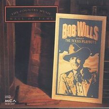 Bob Wills And The Texas Playboys – Country Music Hall Of Fame Series - NM