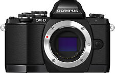 Olympus OM-D E-M10 Digital Cameras