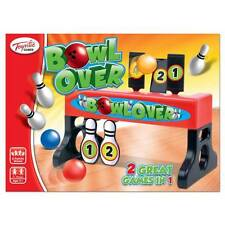 Toyrific Bowl Over Game 2 Great Games in 1 Children Family Game Fun 2+ Player