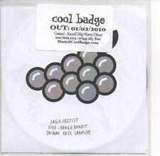 (AE789) Jaga Jazzist, One-Armed Bandit sampler - DJ CD