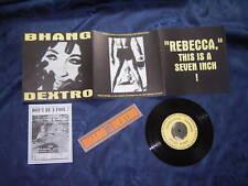 "7"" EP - BHANG / Dextro - Rock"