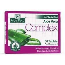 Aloe Pura - Gentle Action Colon Cleanse Tablets 30tabs