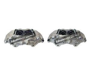 Front Brake Discs+Pads 298mm For Toyota Hilux MK6//7 2.5//3.0 KUN25//26 NO VSC
