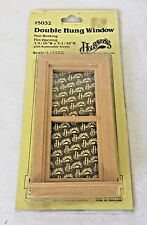Vintage Houseworks Double Hung Windows Model #5032 Scale 1:12 Unopened Package