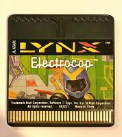 Atari Lynx - Electrocop
