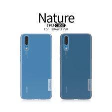 Nillkin Nature Soft TPU Case Slim Transparent Back Cover