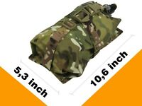 Pouch Case molle pals MULTICAM tactical Ninja Air Tank PAINTBALL bag Waterproof