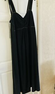 barbara hulanicki maxi dress size 20 never been worn ! Fully lined !