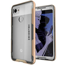 For Google Pixel 2 XL Case | Ghostek CLOAK3 Ultra Slim Clear Shockproof Cover