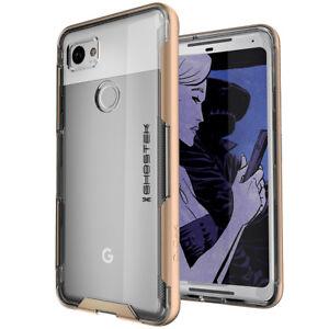 For Google Pixel 2 XL Case   Ghostek CLOAK3 Ultra Slim Clear Shockproof Cover