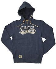 Slim Fit Italian Designer's Mens Authentic Full Zip Hooded Fleece Winter Jacket