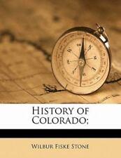 History of Colorado; Volume 4