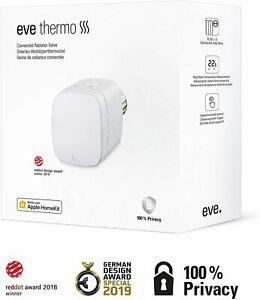 EVE THERMO 2019 Heizkörperthermostat 10EBH1701 SMARTHOME Zubehör