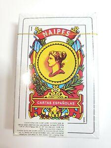 Spanish Playing Cards  Baraja Espanola Briscas Naipes Tarot Deck