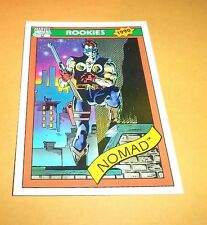 Nomad # 86 - 1990 Marvel Universe Series 1 Base Trading Card
