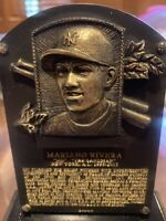 MARIANO RIVERA Hall of Fame Replica Plaque SGA 8/17/2019 NY Yankees New