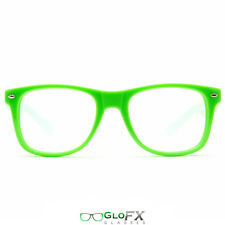 GloFX Diffraction Glasses great 4 EDM electronic music festival gear fluffies 3d