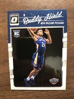2016-17 Donruss Optic #156 Buddy Hield RC Pelicans ! Kings ! Read! Hot! Invest!