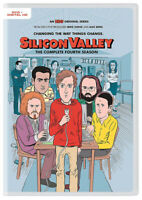 Silicon Valley - The Complete Season 4 (DVD +  New DVD