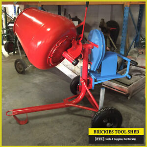 Easymix Lightning 3.5cuft Trade Cement Mixer Electric Motor - we can deliver!