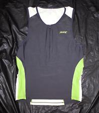 Zoot Sport Sleeveless Jersey Size XL 2 Pocket