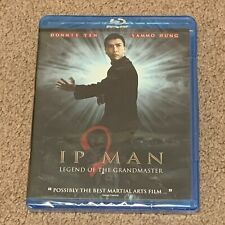 IP Man 2 Legend of the Grandmaster (Blu-ray Disc, Action, Widescreen, 2010) New