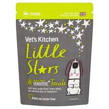 Vet`s Kitchen Little Stars Pork Sensitive + Grain Free Dog Treats (TL3677)